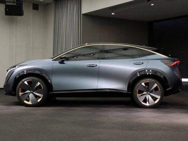 【東京モーターショー2019】日産 近未来のEVコンセプトカー2台出展
