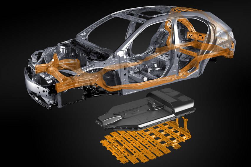 レクサス 広州モーターショー2019で市販EV「UX300e」をワールドプレミア