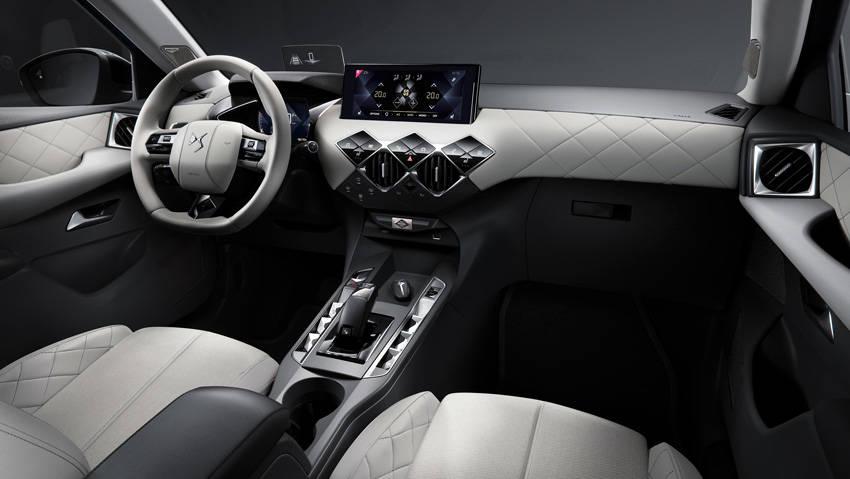 「DS3クロスバック」上質な専用インテリアの限定車「リヴォリ」発売
