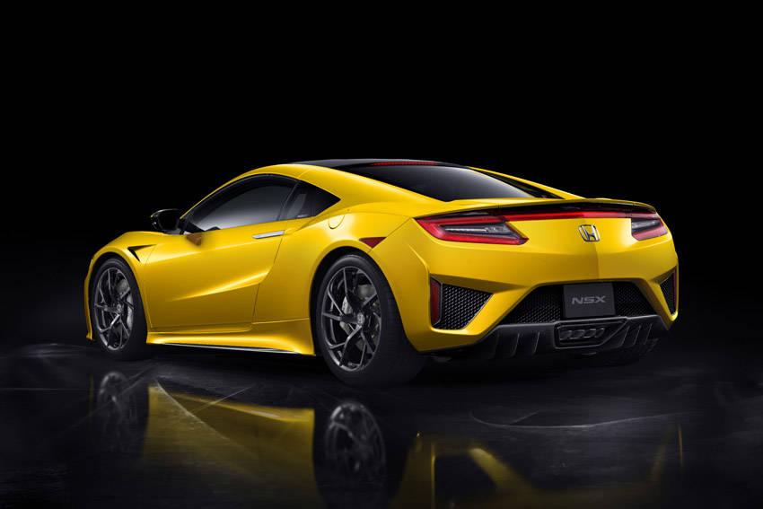 ホンダ 「NSX」2020年モデル受注開始