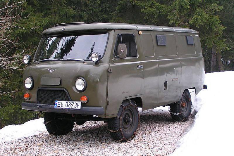 ヨーロッパで今でもマニアに支持されている4WD車のワズ452