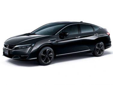 ホンダ 燃料電池車「クラリティFC」を一部改良