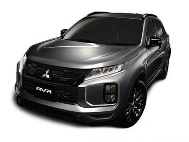 三菱 特別仕様車「RVR ブラック・エディション」発売