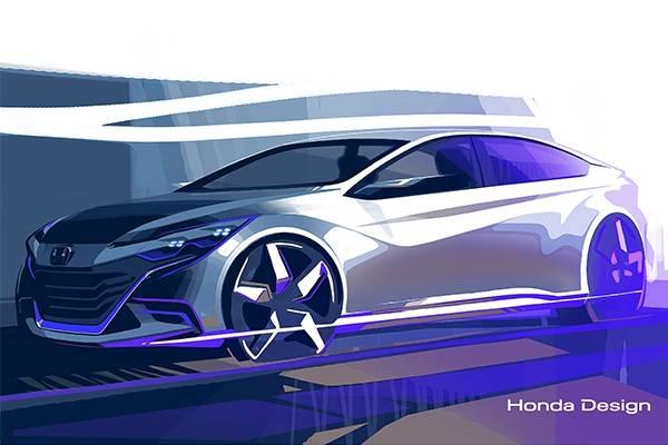 HONDA 新型SUV(ワールドプレミア)