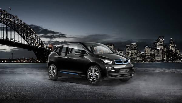BMW i3 Celebration Edition Carbonight