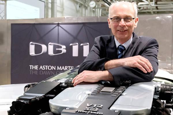 Aston Martin Koln Engine Plant Photo  (38)