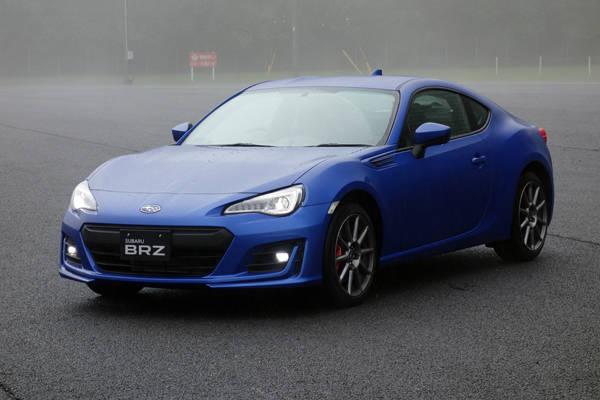 BRZ GT(プロトタイプ)は2016年秋発売予定