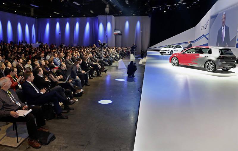 VW CES 2015