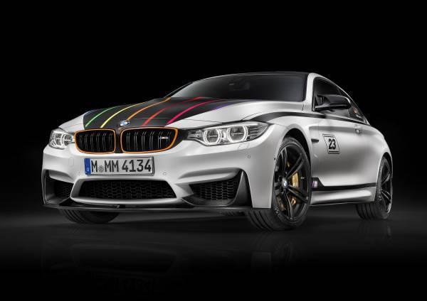 BMW M4 DTMチャンピオン限定車 002