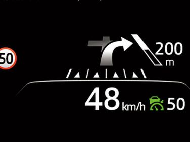 コンチネンタル・オートモーティブ マツダ車向けにコンバイナー・ヘッドアップディスプレィを供給