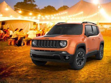 上質なサウンドが楽しめる「Jeep Renegade Trailhawk Beats Edition」登場!