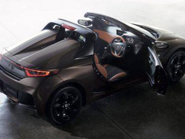 Honda 「S660」にレザー内装の特別仕様車を設定し発売