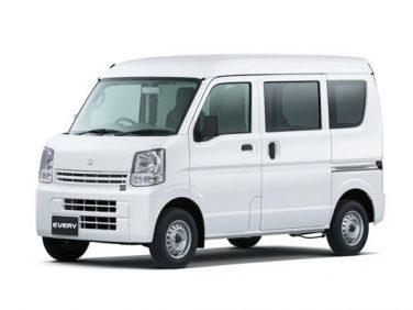 スズキ 軽商用車「エブリイ」「エブリイ車いす移動車」に4AT車を設定し発売