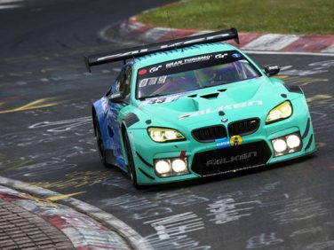 住友ゴム 「ファルケン」がニュルブルクリンク24時間レースのオフィシャル・スポンサーとして協賛 レース参戦&パブリックビューイングも実施