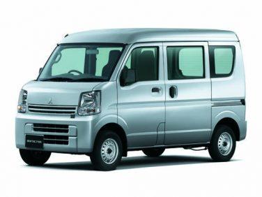 三菱 軽商用車「ミニキャブバン」を一部改良
