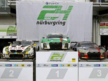 2017 ニュルブルクリンク24時間レース アウディR8 LMSが王座を奪還 日本勢の戦いは・・・