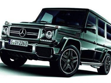 メルセデス・ベンツ 「メルセデスAMG G63」に右ハンドル仕様を追加