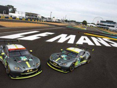 アストンマーティン・レーシング ルマン24時間レースでクラス優勝