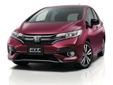 Honda 「フィット」のデザインを一新しHonda SENSINGを採用
