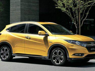 ホンダ 「ヴェゼル ハイブリッドX」にホンダセンシングと専用色を加えた特別仕様車を設定
