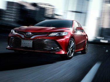 トヨタ、カムリをフルモデルチェンジ TNGAに基づきプラットフォーム、パワートレーンなどすべて一新!