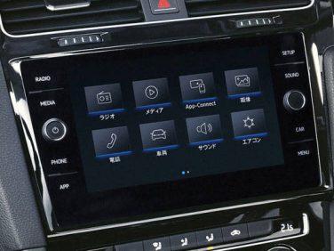 VW 純正インフォテインメントシステムの機能を向上させ8モデル29グレードに搭載