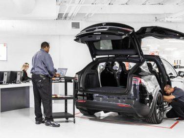 テスラ モデル3の発売に合わせ、アフターサービスに関する計画を発表