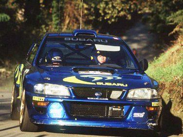 スバル WRC優勝のラリーカー、レガシィRS・グループA、インプレッサ555 WRCをメガウエブの「ヒストリーガレージ」に出展