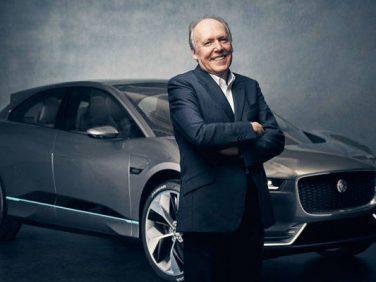 ジャガー初の電気自動車「I-PACEコンセプト」が北米コンセプト・カー・オブ・ザ・イヤーで最優秀賞を受賞