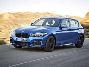 BMW 新型1シリーズを発表 M140iは3.0L直6ターボで340ps!