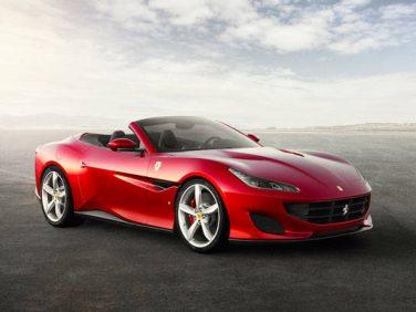 フェラーリ 新型V8 GT「ポルトフィーノ」を発表