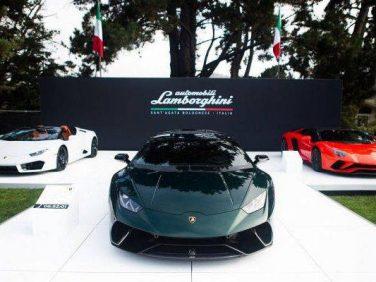 ランボルギーニ モンテレー・カーウィーク2017で記念特別仕様車を世界初披露