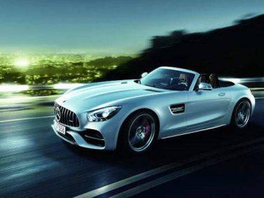 メルセデス・ベンツ 「AMG GTロードスター」を発売