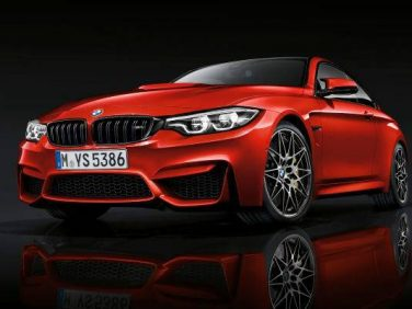 BMW M4コンペティションにマニュアルトランスミッション搭載モデルが登場