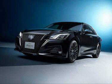 """トヨタ、クラウンに先進の安全機能・ICSを装備した特別仕様車""""J-FRONTIER Limited""""を設定"""