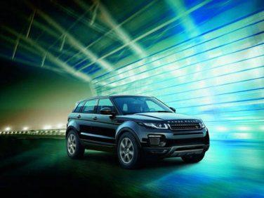 ドライバー支援システムを標準装備化したEVOQUEの特別仕様車2車種が登場