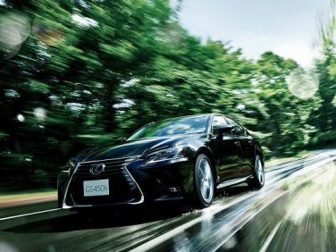 LEXUS、GS、GS Fを一部改良! 本気の走り、安全性に磨きをかける