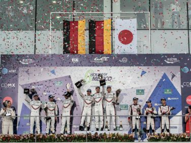 【WEC 2017】メキシコ6時間レース 高ダウンフォースを得たポルシェ919ハイブリッドが圧勝