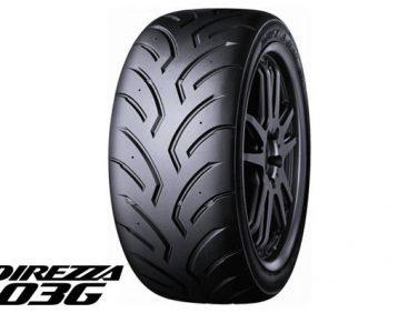 ダンロップのジムカーナ、サーキット競技用スポーツタイヤ「ディレッツァ03G」に新S5スペックを追加