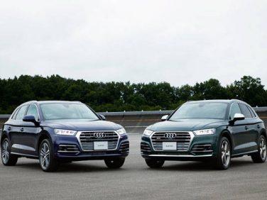 新型アウディQ5の250台限定モデル「Q5 1stエディション」を発売