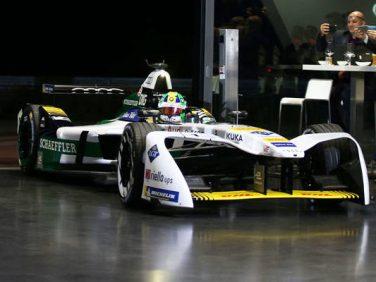 アウディ 「アウディ e-tron FE04」をワールドプレミア フォーミュラEの新チーム体制を発表