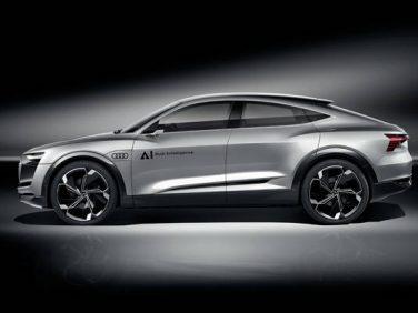 【東京モーターショー2017】アウディ 日本初登場モデルが5台 自動運転コンセプトカー「エレーヌ」も出展