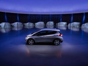 GM 電気自動車によるゼロエミッション化に向けての方針概要