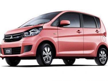 三菱 「eKシリーズ」を一部改良しナビゲーションプレゼント特典付き特別仕様車を発売