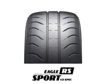 グッドイヤー 86/BRZレース用ハイグリップ・タイヤ「イーグルRSスポーツ V2-SPEC」を発売