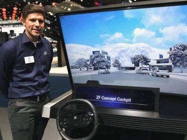 【フランクフルトショー】ZFの知見から産まれた安全技術、専用装備群を発表