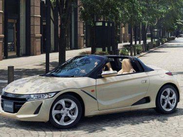 ホンダ 「S660」に特別仕様車「コモレビ エディション」を発売