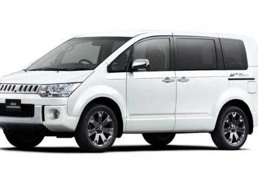 三菱 「デリカD:5」の特別仕様車「シャモニー」を発売