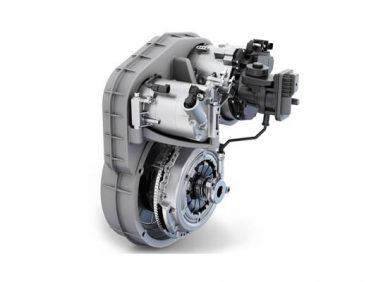 【東京モーターショー2017】シェフラー 日本初公開 最新の48Vマイルドハイブリッド、電動アクスルを出展