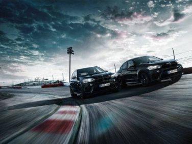 BMW X6 M 「Black Fire」